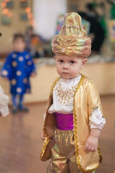 Карнавальные костюмы для детей своими руками шахиризада
