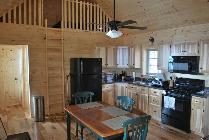 Tiny home old hickory shed