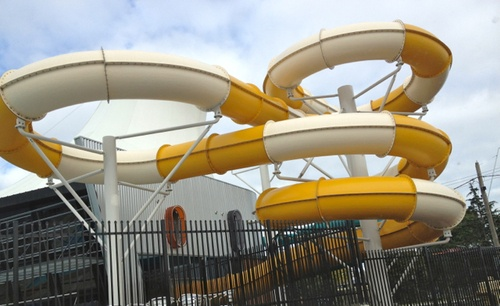 Glen Eira Sports and Aquatic Centre: awesome new indoor pools, playground and water slides