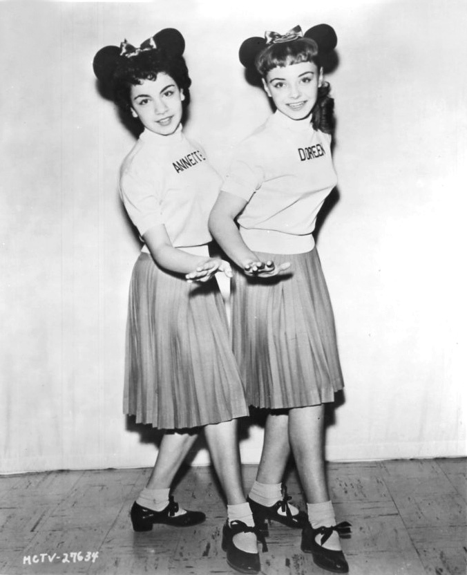 17 Best images about Annette Funicello/MICKEY Mouse Club ...