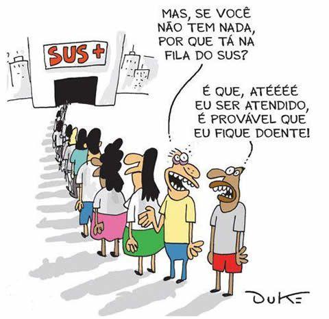 E Viva a Farofa!: Impeachment do SUS