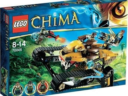 Đồ chơi Lego Chima mô hình Xe Chiến Đấu Của Laval 70005
