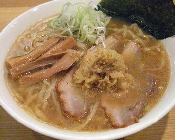 神保町イチ。麺処 美空(御茶ノ水/ラーメン・つけ麺)