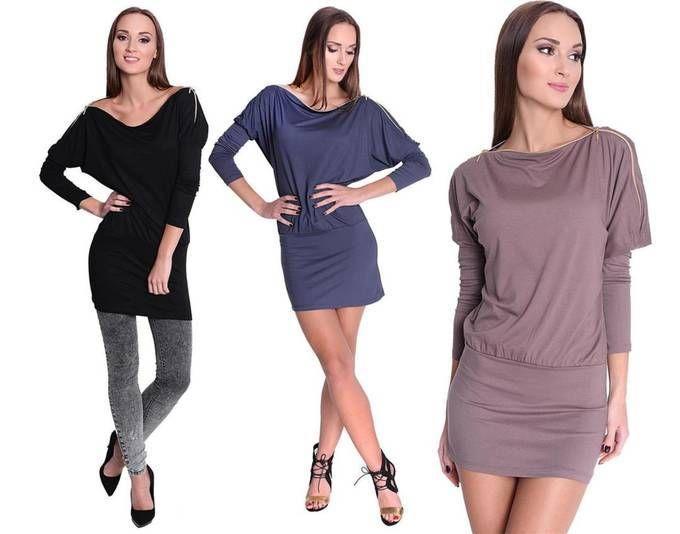 Damen Shirt Oberteil T-shirt Top Kleid Dress Longshirt Minikleid mit Fledermausärmel Gr. XS S M ... Jetzt bestellen unter: https://mode.ladendirekt.de/damen/bekleidung/kleider/sonstige-kleider/?uid=04ade333-5dcc-55c1-a71c-4088ca898dcd&utm_source=pinterest&utm_medium=pin&utm_campaign=boards #sonstigekleider #kleider #bekleidung