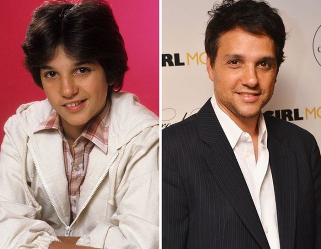 Karate Kid Cast  Now And Then