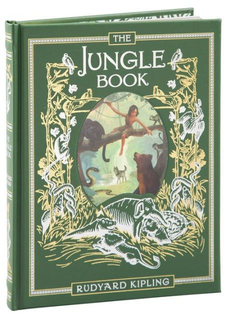 For more than century, The Jungle Book has enchanted young readers with its tales of Mowgli, the man-cub raised by wolves in the jungles of India, and the...
