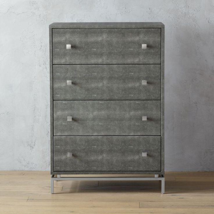 cb2 bedroom furniture. shagreen embossed tall chest modern bedroom furnituremodern cb2 furniture