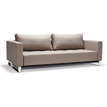 Clay Contemporary Sleeper Sofa With Queen Size Bed Scan Design Furniture Modern