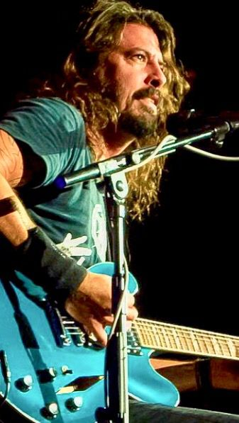 Dave Grohl, Cesena Italy