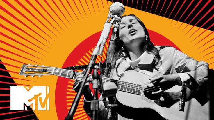 Rebel Music | Joan Baez: Rebel Icon (Full Documentary) | MTV