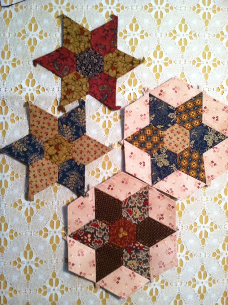 English Paper Piecing  The Complete Beginners Guide   TheDIYAddict Pinterest