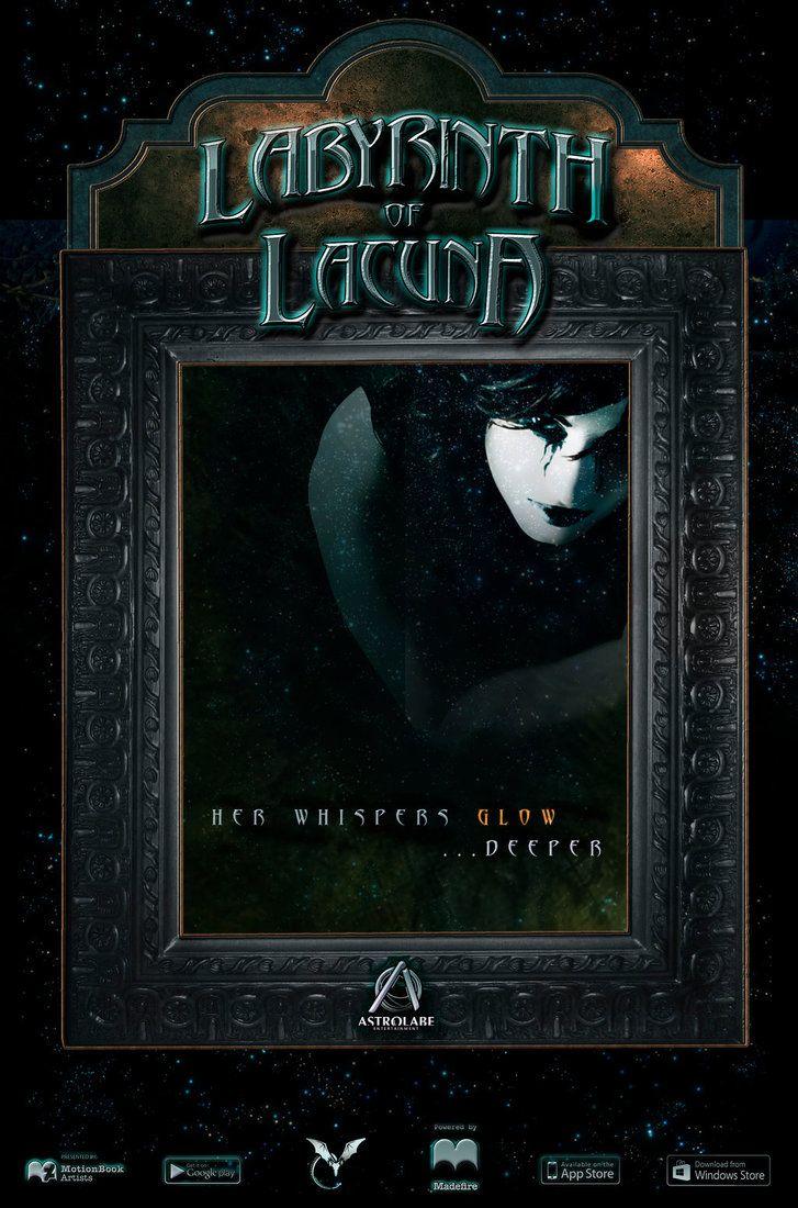 Labyrinth of Lacuna... Soon by xxxDesmodusxxx.deviantart.com on @DeviantArt
