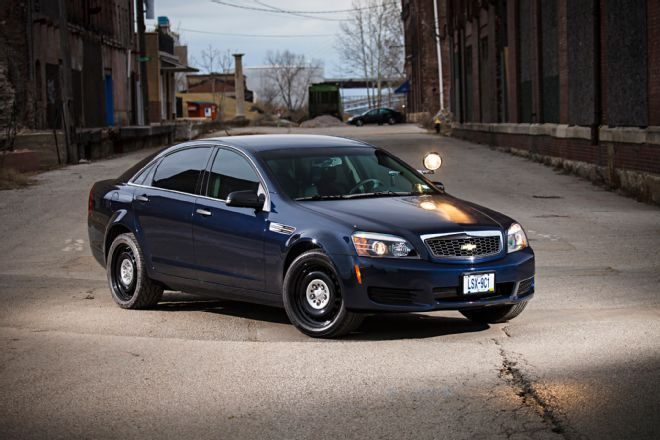 Kevin Sullivan's 2011 Chevrolet Caprice Is One Ex-Cruiser You Don't Want to Mess With