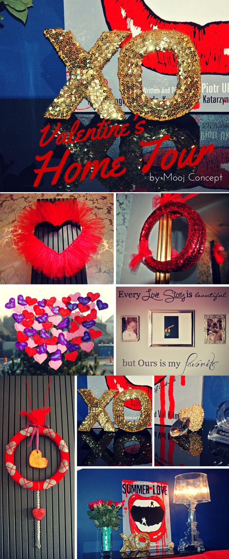 Valentine's Home Tour by Mooj Concept https://www.facebook.com/MoojConcept