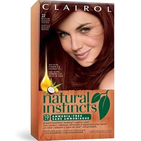 http://clairol.com/en-us/hair-color/natural-instincts/natural-instincts? cinnaberry/ medium auburn brown
