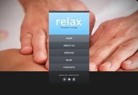 Bildergebnis für top massage website designs 2015