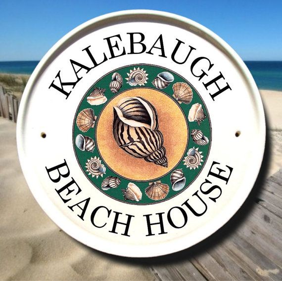 Welcome To Our Beach House Sign: 78+ Images About Beach House Plaques And House Number