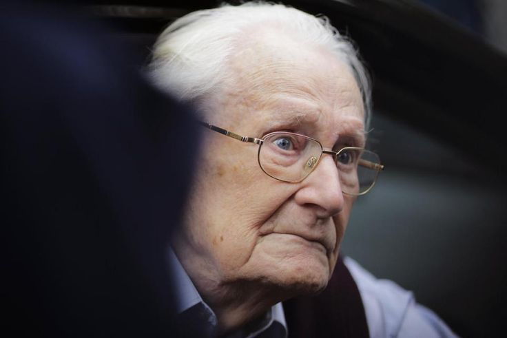 Former Auschwitz guard, 94, convicted as accessory to murder - Yahoo News