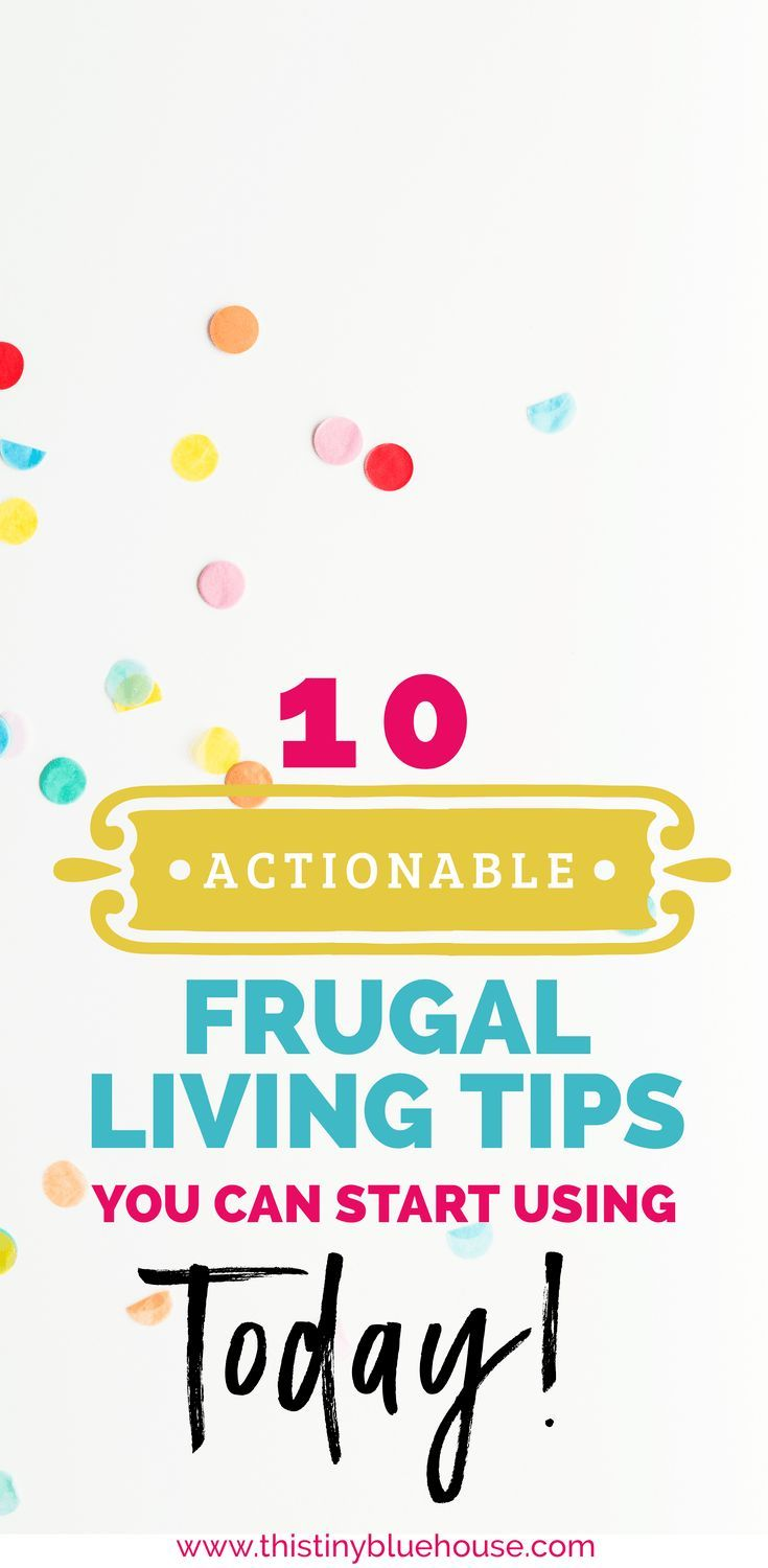 Looking to scale back and start living a more frugal lifestyle? Here are 10 simple and ACTIONABLE changes you can make to start saving more money today.#frugal #frugalliving #personalfinance #moneysavingtips #budgeting #budgethacks #savemoney #debtfree #managingmoney