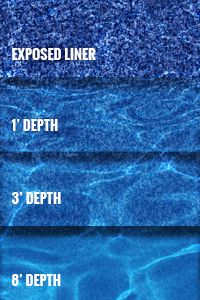Dark Blue Pool Water 32 best vinyl liner inspiration images on pinterest | pool liners