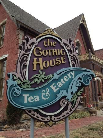 Gothic Tea House - Saint Joseph, MO