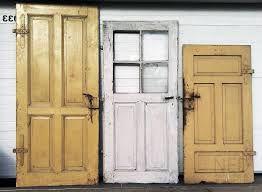 Staré dvere