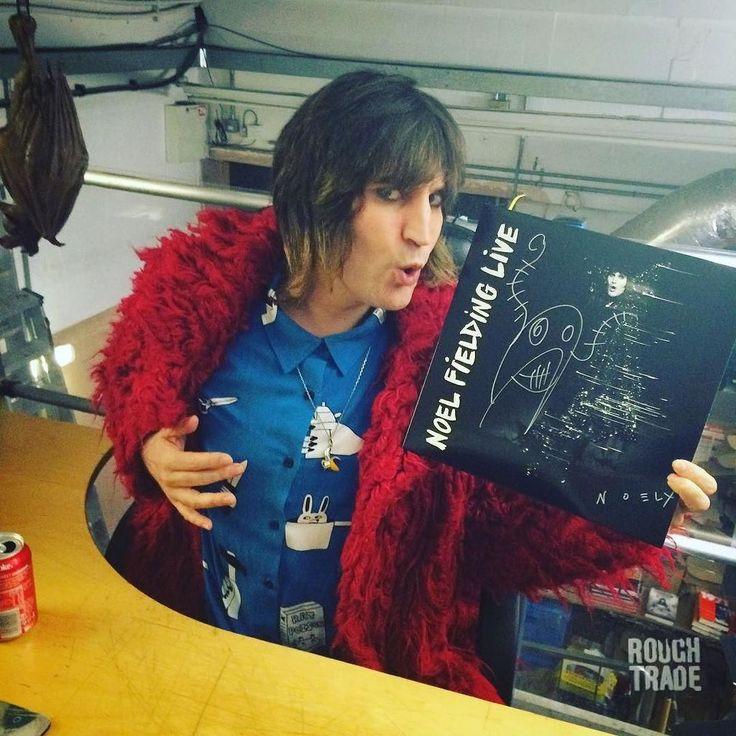 Noel - Album signing