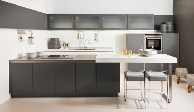 GlassTec Satin Quartz Grey