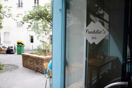 Freddie's Deli | 22 rue Crespin du Gast 11e | Restaurants & Cafés | Time Out Paris