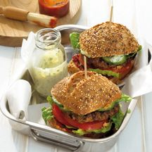 WeightWatchers.nl: Weight Watchers recept - Grilburger