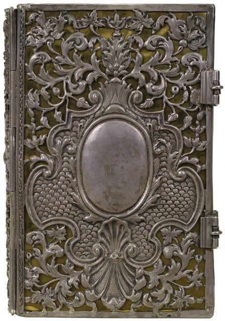 antique bookcover