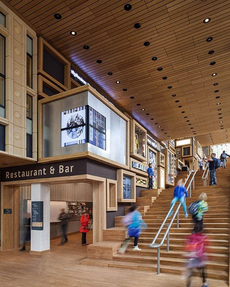 Casa de la Cultura en Arnhem / Neutelings Riedijk Architects