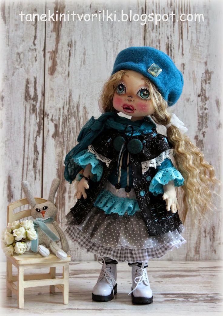 МОИ МЕГА-РАДОСТИ: Кукла Рената ...