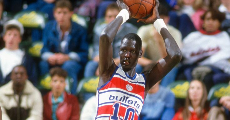 Report: Manute Bol Could Have Been 50 While Playing in NBA