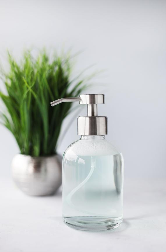 Best Liquid Soap Dispenser Reviews Foam Soap Dispenser With