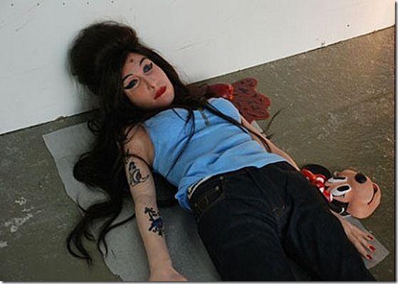 Amy Winehouse Confesses She Refused Illuminati Offer