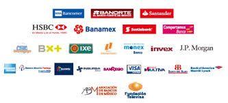 Resultado de imagen para bancos en mexico