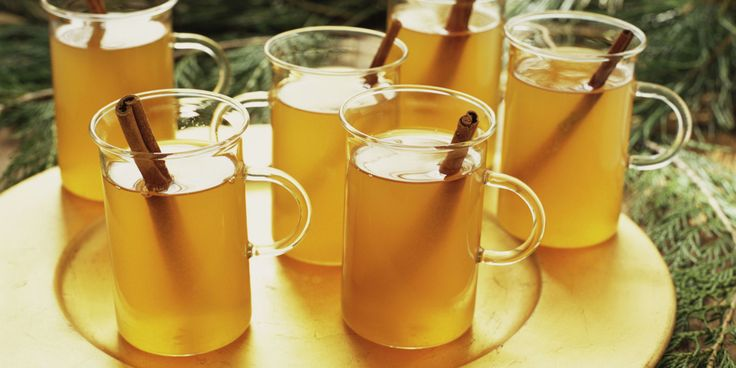 Mulled Cider - GoodHousekeeping.com