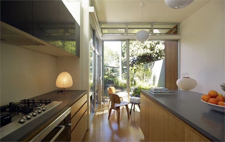 Camden Street House, Newtown, 2007 - Christopher Polly Architect