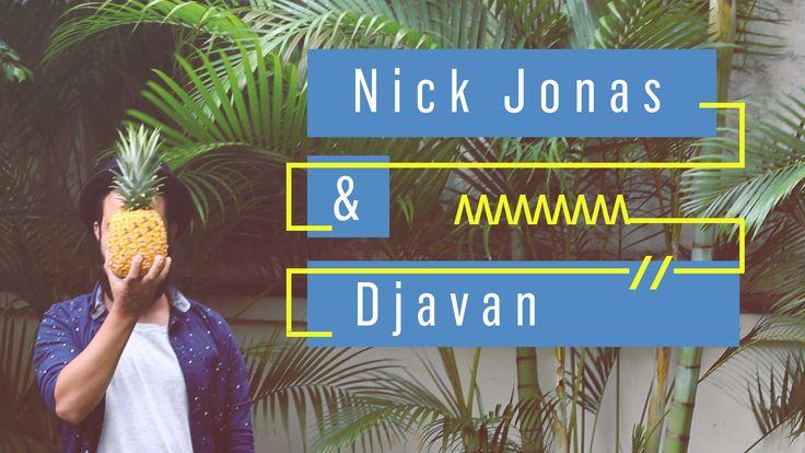 Tiago | Mashup Sessions | Nick Jonas + Djavan ( Jealous + Boa Noite)