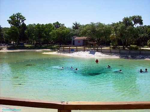 Lithia Springs State Park Florida Camping