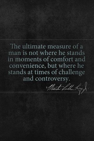The NeoClassic Man™ is as prescribed by Rev. Dr. Martin Luther King, Jr.  -Take note.