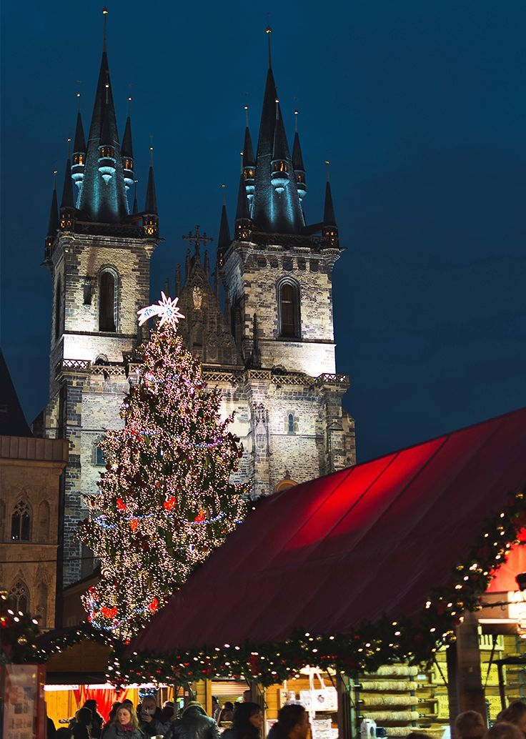 Holiday Experience in European Christmas Markets: Belgium + Germany