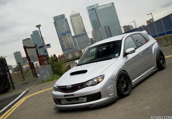 Art Subaru cars