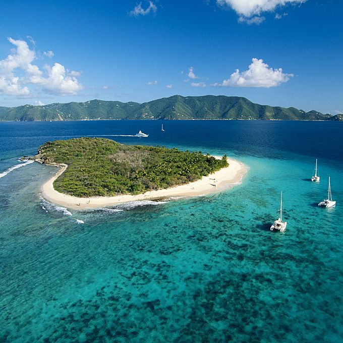 Brides.com: The World's Top 20 Honeymoon Destinations. 20. British Virgin Islands. The Caribbean tax haven is also attractive to couples who want to surf, sail (yachting is a hugely popular sport), and sea kayak near a luxury resort. The crystalline-blue waters are stunning to look at from the sandy beaches or to lazily swim in with your new spouse.