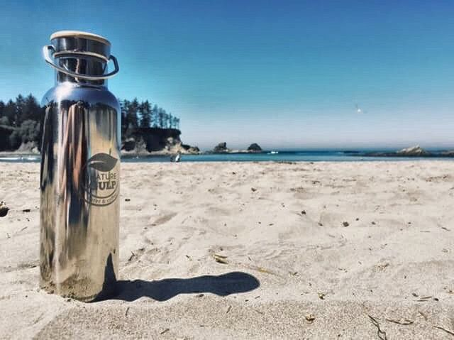 """@katebenry """"Thank you again for the awesome flask. I love it!!""""Thanks to you, too!☺️We are very happy for all amazing pictures🙏🏼😉#naturegulp #hiking #camping #campsite #hikingtrail #hikingday #mountainadventures #hydratacion #bpafree #stainlesssteel #waterbottle #eco #bottle #people #insulated #vacuum #flask #outdoor #outdoorlife #noplastic #plasticfree #zerowaste #ecofriendly #running #BringYourOwn"""