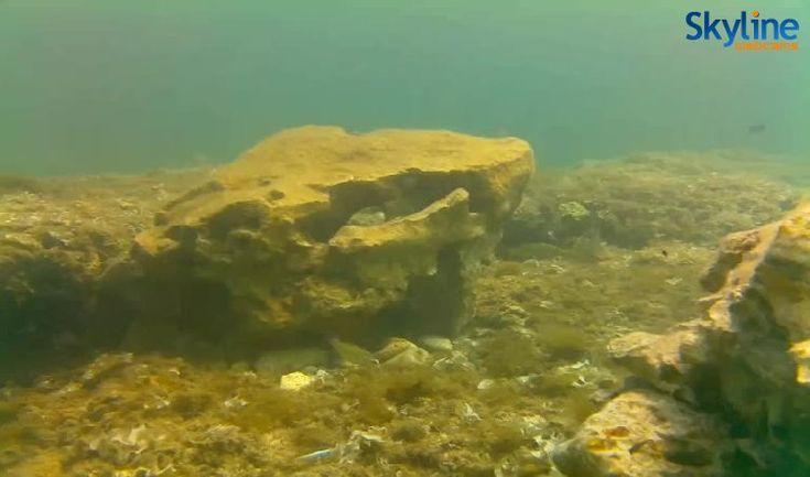 Live Webcam Telecamera subacquea nella baia di San Giuliano