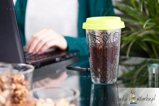Kubek termiczny Bothanica z pokrywką Tea, Sagaform