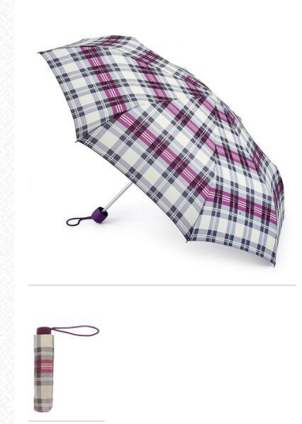 Fabulous new print from Fulton umbrellas. Mymagpiesnest.com