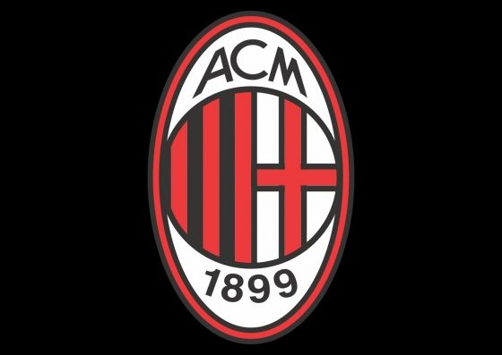 AC Milan Logo no background